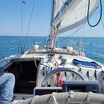 Sailing at Cape Canaveral