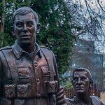 Troop Potts memorial Forbury Gardens