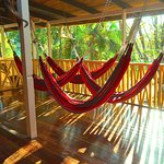 Hotel Aurora/ Junior Suits/ exclusive Balcony with furniture and hammocks