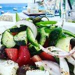 Mykonos Blu Greek Salad