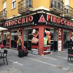 Zdjęcie Pinocchio Alicante
