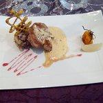 Noix de veau sauce truffe !!!!