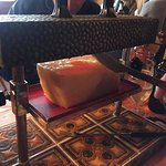Delicious authentic raclette.