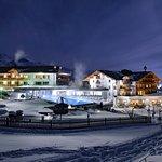 Hotel direkt neben der Piste! Perfekte Lage in der Skiregion Schladming-Dachstein.