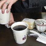 Much needed caffeine!