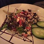 The signature house salad