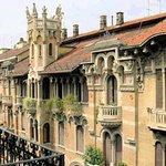 Le belle costruzioni Liberty del Quartiere Cit Turin