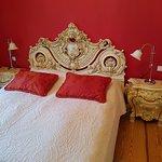 Ein Traum in der heutigen Zeit der praktischen Hotelausstattung.....
