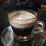 Irish coffee...rattling