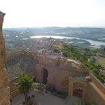 paesaggio dalla torre