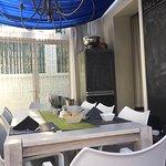 Frühstück alles frisch zubereitet im Cactus Guesthouse in Kapstadt