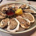 Bluepoint & Rappahannock oysters