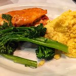 Chicken and broccolini