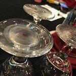 spotty glassware