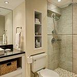Room 7's new luxury bathroom