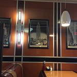 Lovely art deco diner great breakfast excellent service highly recommend