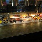 Hot Table - Breakfast for Dinner Buffet Line