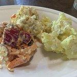 3 types of potato salad
