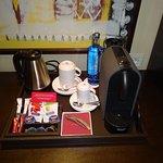 Cafetera nespresso, capsulas café, té, ...