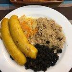 Foto van Caribbean Hut Restaurant