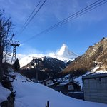 Hotel Berghof Zermatt Foto