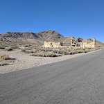 Beautiful downtown Rhyolite