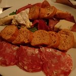 antipasti platter for 2 or 3