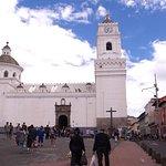 La Merced on Cuenca