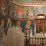 fresque des apôtres