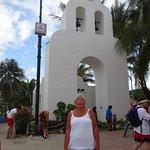 The church off Quinta Avenida