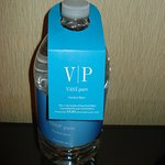 $4 complimentary water