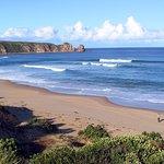 Cape Woolamai surf beach 5 mins away