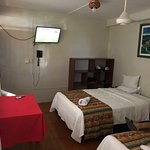 Un buen hotel cómodo y acogedor