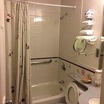 Rm 208 bathroom