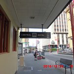 Photo de Central Hotel Hobart