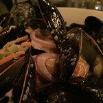 Mussels an impressive starter.