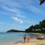 I-Talay Beach Bar & Cottages at Taling Ngam Foto