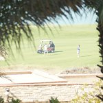 Golf Course - View from Room