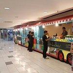 Food stall theme