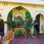 Excellent budget hotel in Udaipur.