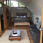 Beachside spa suite