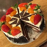 A cake that you won't forget easily