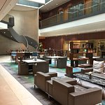 Lobby im 2. Stock
