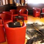 Foto de Hotel Restaurant Maison Rouge