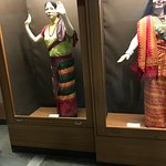 mannequins dressed in State costumes
