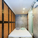 Lotus Room: multi function room in accommodation mode