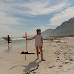 Beautiful beaches of the Cape peninsula