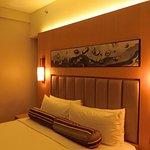 Nice room.