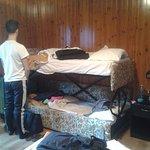 """Ecco la proporzione di mio figlio 17enne con il """"letto a castello"""""""