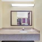 Bathroom Lavatory in Guest Rooms